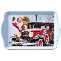 Tray Santa Automobile