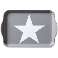 Tray  Star Grey