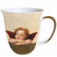 porcelain cup Mug 0.4 L Angelo
