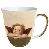 tazza di porcellana Mug 0.4 L Angelo