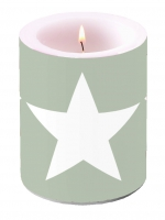 Candles CANDLE STAR SAND