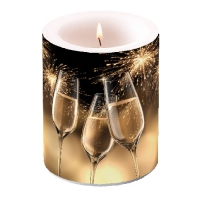 Velas Celebration Gold