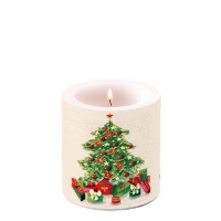 Candles small Christmas Tree
