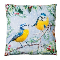 Pillow Chirping Birds
