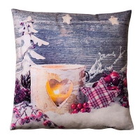 Pillow Birch Candlelight