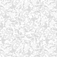 Napkins 33x33 cm - Luxury silver