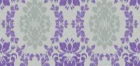 20 Mitteldecken Dunicel® 84 x 84 cm Belluna plum