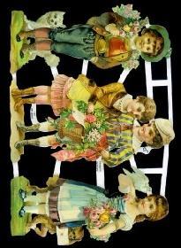 Glanzbilder 3 Kindermotive,Jugendtr.