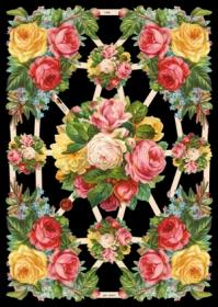 Scrap reliefs Rosen
