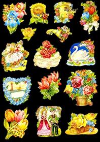 Ganzbilder - lose Blumen+Pärchen+Tiere