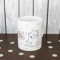 tasse de porcelaine Spezialeffekte