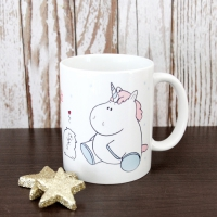 Puchar Porcelany - Tasse Liebe