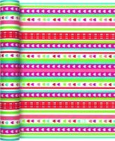 Tischläufer Love Stripes