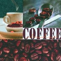 Cocktail Servietten Coffee Spirit