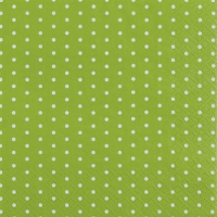 Cocktail napkins Mini Dots light green