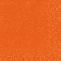 Cocktail napkins Modern Colours orange