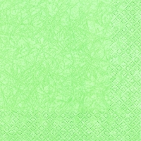 Cocktail napkins Modern Colours pastel green