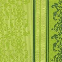 Serviettes lunch Barock Lace grün