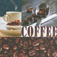 Lunch Servietten Coffee Spirit
