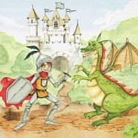 Lunch Servietten Training Your Dragon