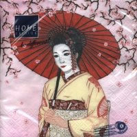 Lunch napkins Geisha
