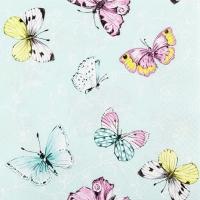 Lunch Servietten Sweet Papillons