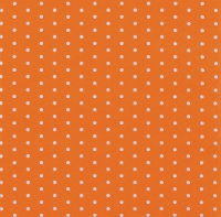 Servilletas Lunch Mini Dots orange