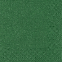 Servilletas Lunch Modern Colours dark green