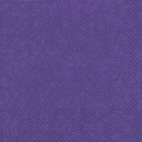 Lunch napkins Modern Colours violet
