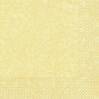 Lunch napkins Modern Colours champagner