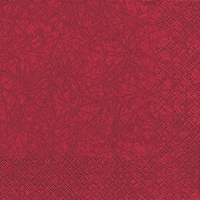 Lunch napkins Modern Colours bordeaux
