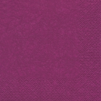 Serviettes lunch Modern Colours purple