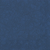 Serviettes lunch Modern Colours dark blue
