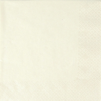 Lunch napkins Pearl Effect ivory