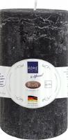 Bougies Rustik schwarz