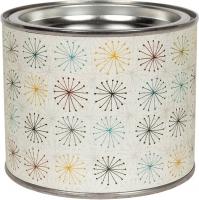 velas perfumadas Seedheads Pattern