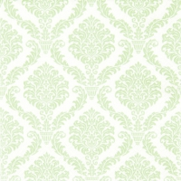 Serviettes cocktail  Elegant light green