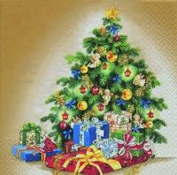 Lunch Tovaglioli Classical Christmas Tree