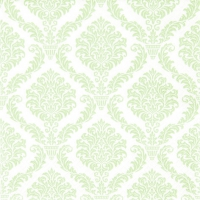 Serviettes lunch Elegant light green