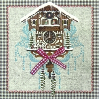 Servilletas Lunch Cuckoo Clock