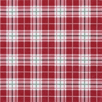Napkins 33x33 cm - Chequers red
