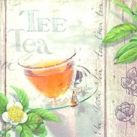 Cocktail Servietten WELLNESS TEA