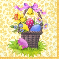 Cocktail napkins EASTER SPRING FANTASY