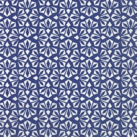 Cocktail napkins LOFT white blue