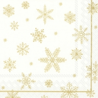 Cocktail napkins CLASSIC ALLOVER (V&B) gold