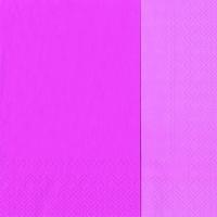Servietten 33x33 cm - DOUBLO rosa