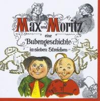 Lunch napkins Max und Moritz