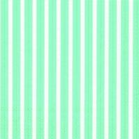 Lunch Servietten Stripes again turquoise