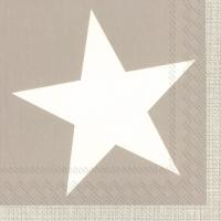 Lunch Servietten PURE STAR linen