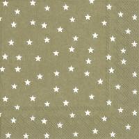 Lunch Servietten LITTLE STARS linen
